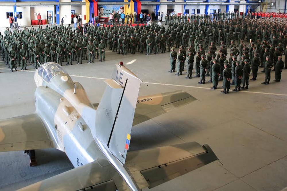 Mọi tên lửa Iran chuyển tới Venezuela đều sẽ bị Mỹ hủy diệt! - Ảnh 1.