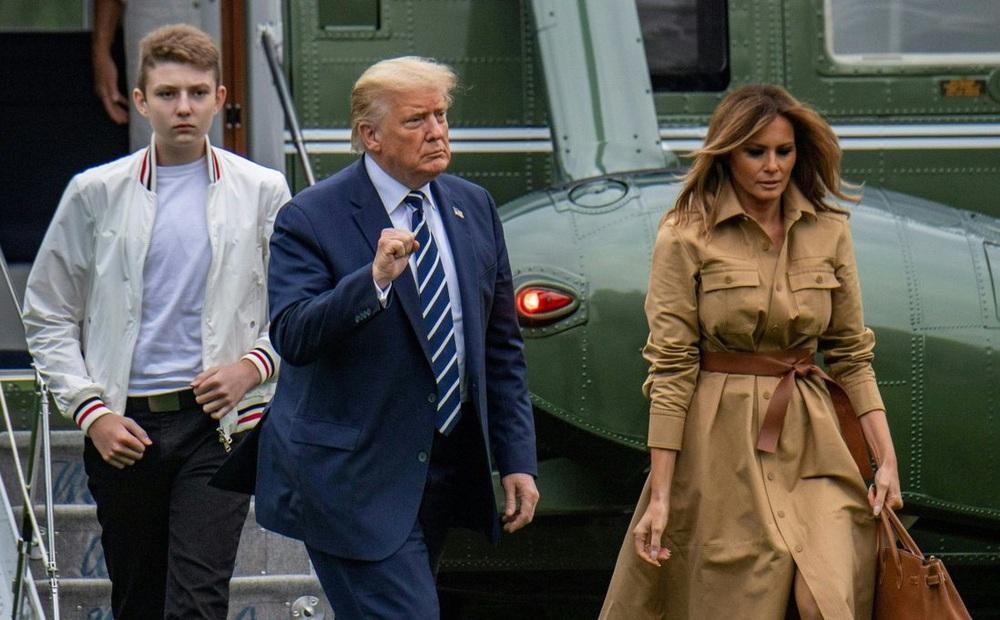 Gia đình Tổng thống Trump rục rịch chuẩn bị cho cuộc sống sau khi rời Nhà Trắng