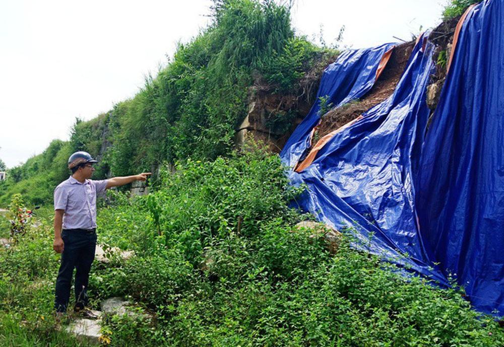 Thanh Hóa chi 14 tỉ đồng sửa tường thành ở di sản thế giới Thành nhà Hồ - Ảnh 2.