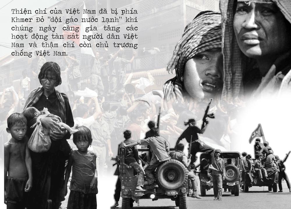 Chiến trường K: Láo xược và ngạo mạn, Khmer Đỏ gửi thư khiêu chiến QĐND Việt Nam - Không thể tha thứ - Ảnh 3.