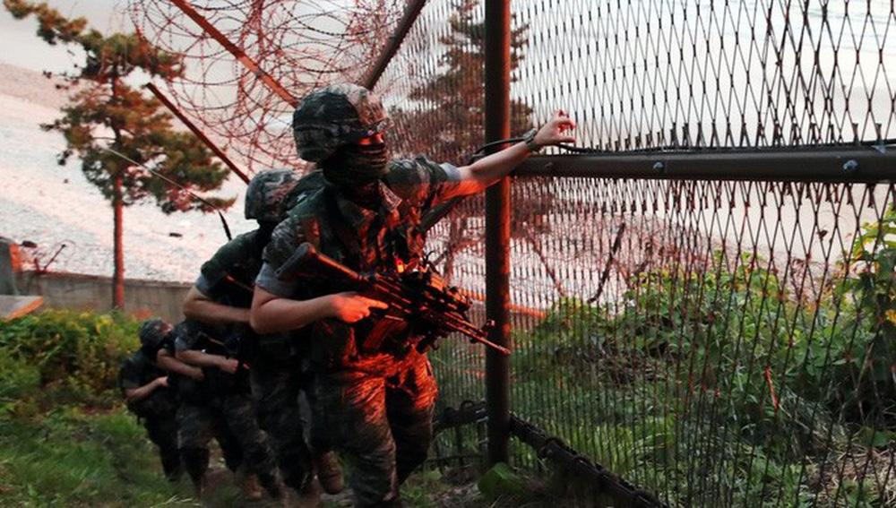 Hàn Quốc tuyên bố không nhịn Triều Tiên nữa - Ảnh 1.