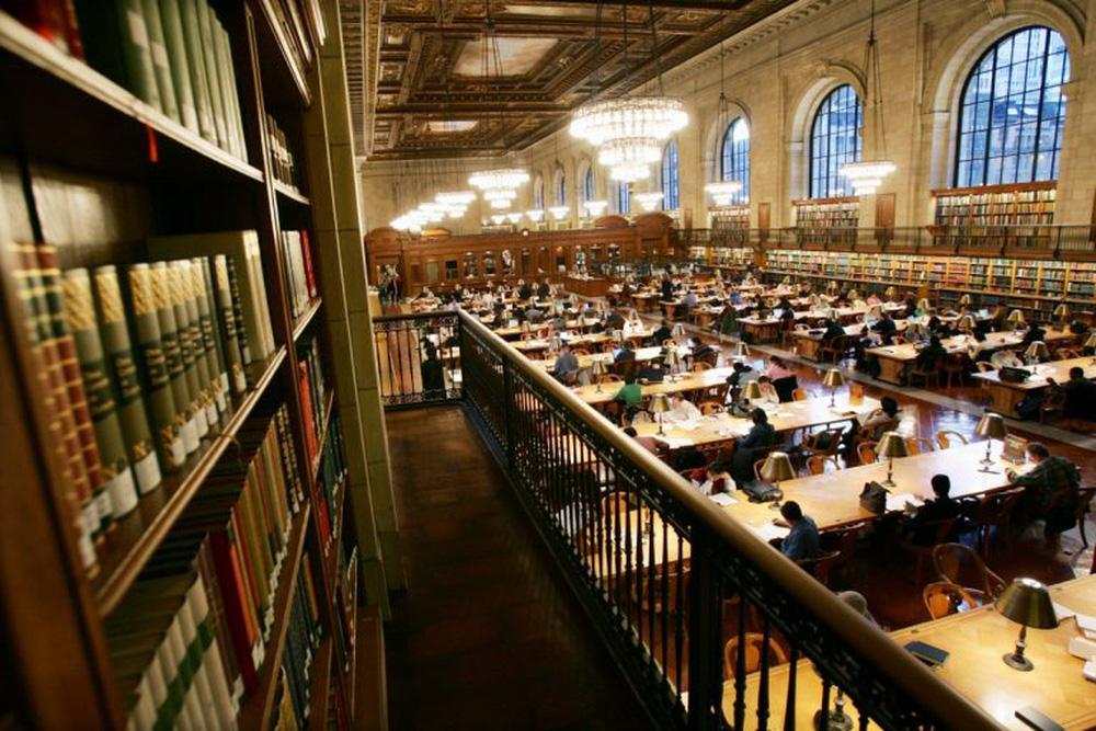 Được khuyên đến thư viện lúc 4h30 sáng, người đàn ông phát hiện bí mật lớn của trường đại học Harvard - Ảnh 2.