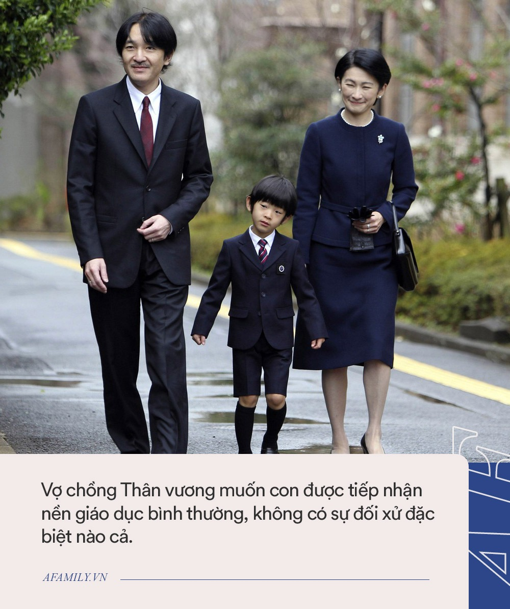 Suýt thay đổi luật vì không có người kế vị nhưng đến khi hoàng tử chào đời, Hoàng gia Nhật lại dạy dỗ con lạ lùng như thế này - Ảnh 4.