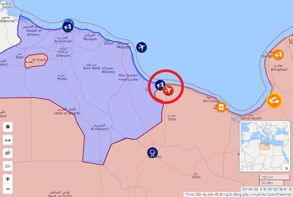 Tung 11 hệ thống Pantsir-S1 vào trận, Nga quyết chiến với Thổ Nhĩ Kỳ ở chảo lửa Libya - Ảnh 3.