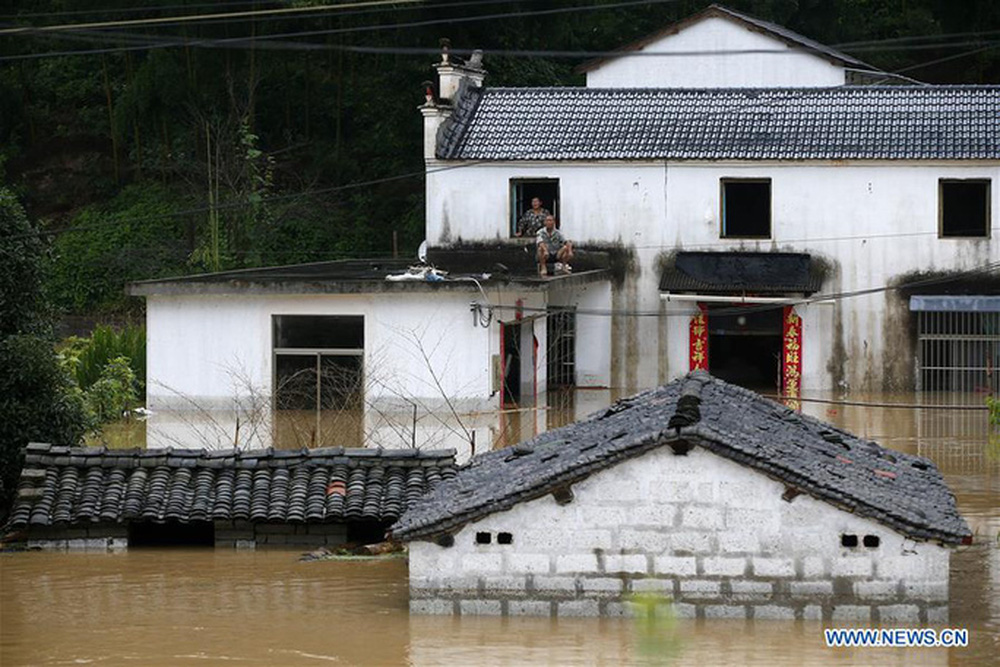 Cơn ác mộng mưa lũ đeo bám Trung Quốc - Ảnh 3.