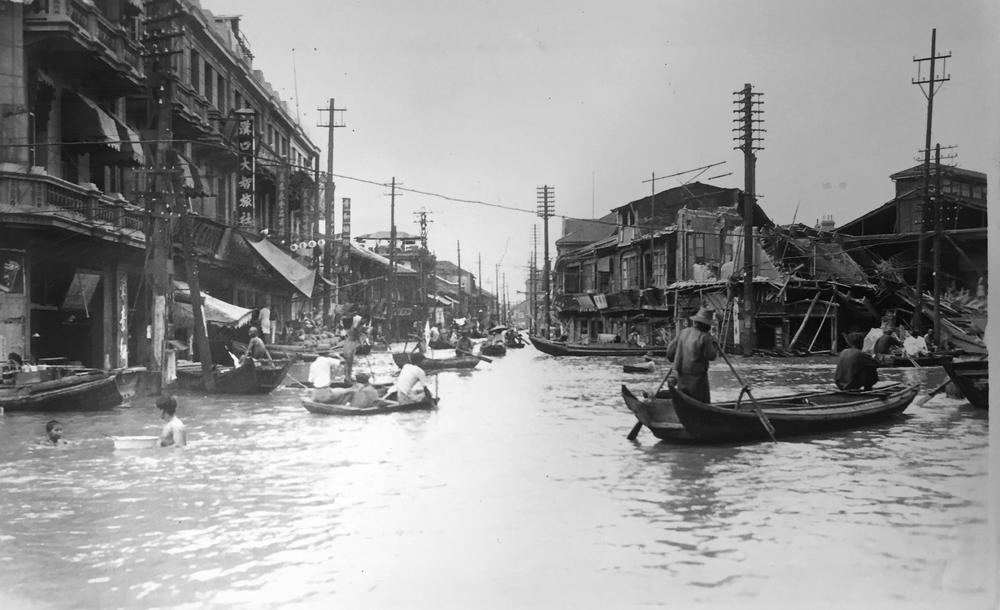 Đại hồng thủy khốc liệt nhất lịch sử Trung Quốc khiến hàng triệu người thiệt mạng - Ảnh 4.