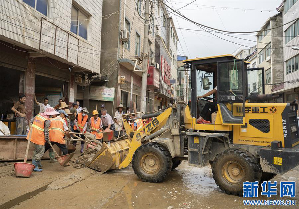 TQ: Cận cảnh cuộc sống của người dân ở nơi xảy ra vỡ đê trên sông Dương Tử - Ảnh 10.