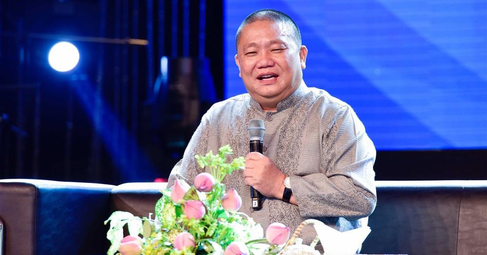 Chân dung Chủ tịch Hoa Sen Lê Phước Vũ - người vừa Quy y Tam bảo - Ảnh 2.