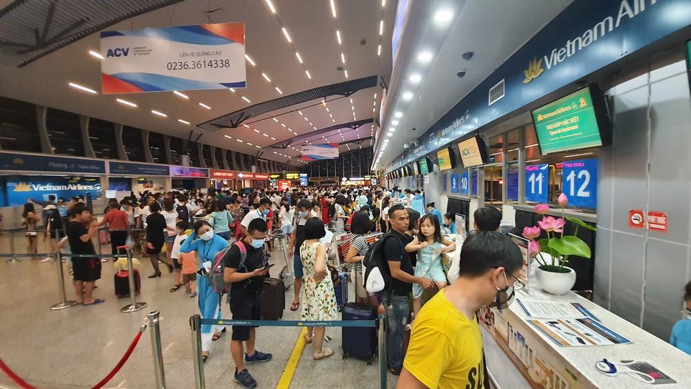 Hành khách đổi vé, hoàn vé máy bay đi Đà Nẵng như thế nào? - Ảnh 1.