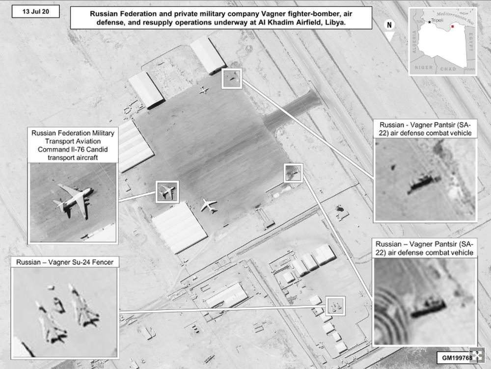Quân đội Mỹ tố Nga cấp tập đưa hổ thép tới Libya: Vì sao Moscow quyết đổ dầu vào lửa? - Ảnh 1.