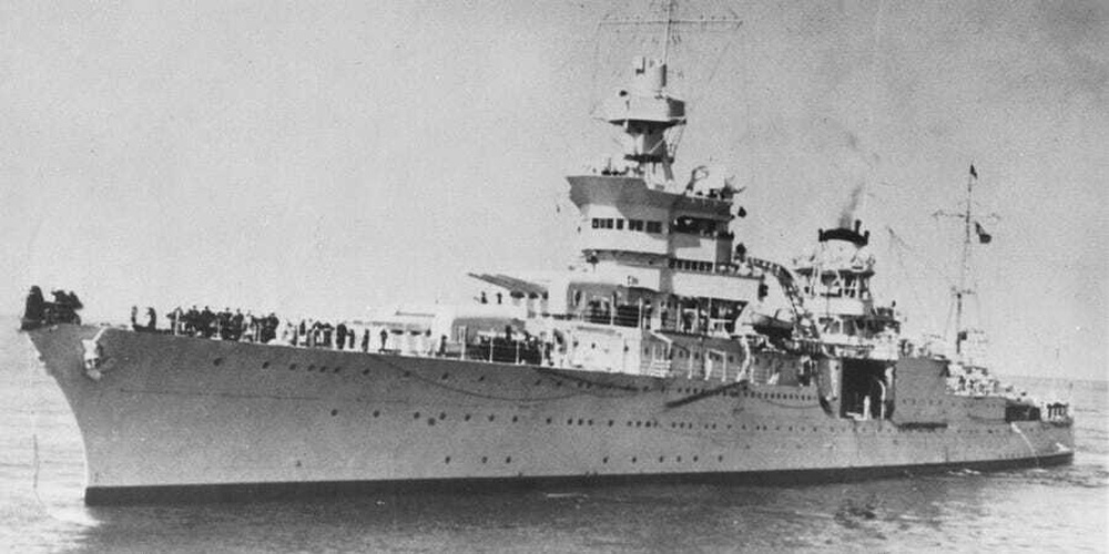 Thảm kịch chiến hạm Mỹ trúng ngư lôi Nhật Bản: Thủy thủ sống những ngày như địa ngục - Ảnh 2.