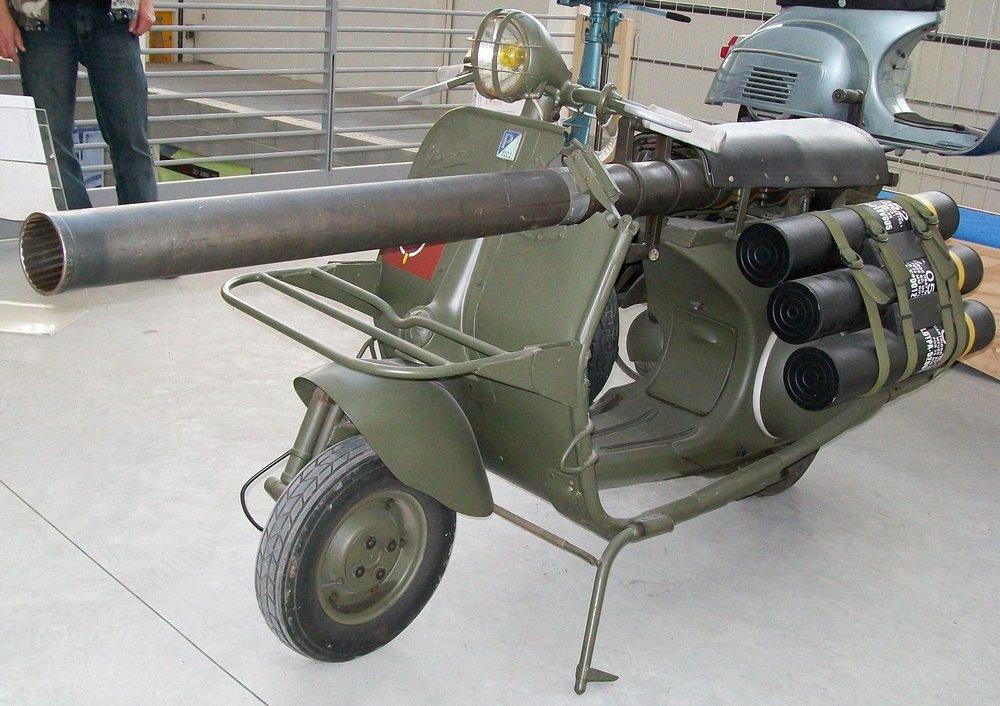 Những loại vũ khí không tưởng trong chiến tranh - Ảnh 5.