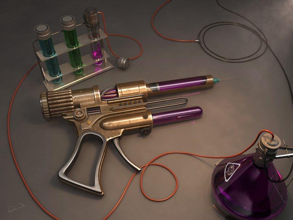 Những loại vũ khí không tưởng trong chiến tranh - Ảnh 7.