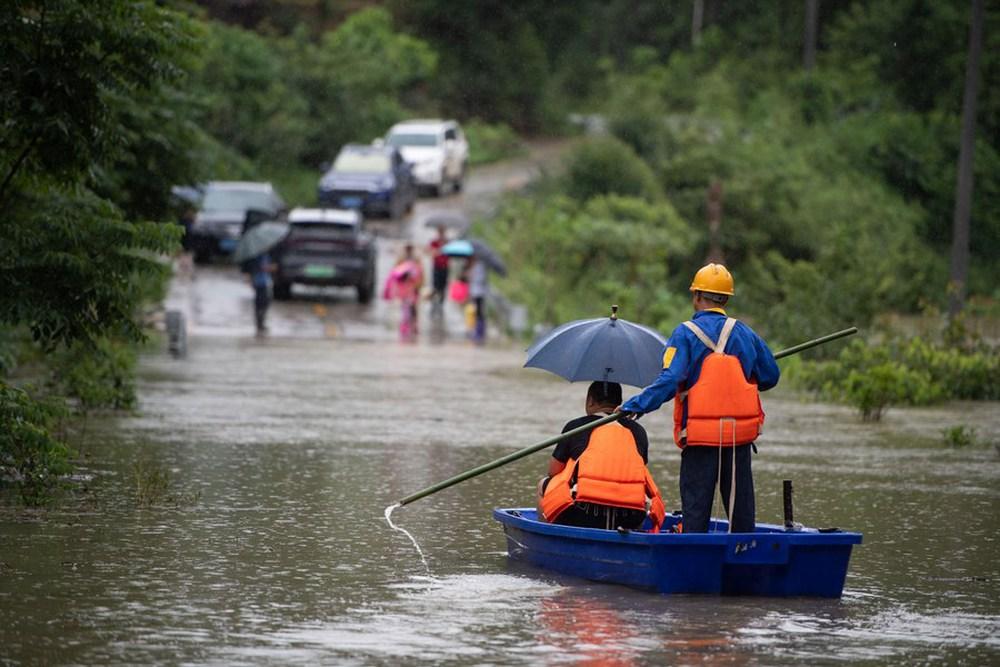Chùm ảnh: Thời tiết cực đoan, dị thường gia tăng chưa từng thấy; thế giới oằn mình hứng đòn - Ảnh 8.