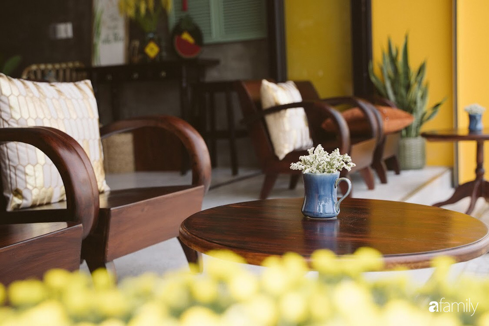 Với chi phí 3 tỉ đồng, gia đình trẻ hoàn thiện căn nhà với nội thất theo tiêu chuẩn khách sạn 4 sao ở Hội An - Ảnh 19.