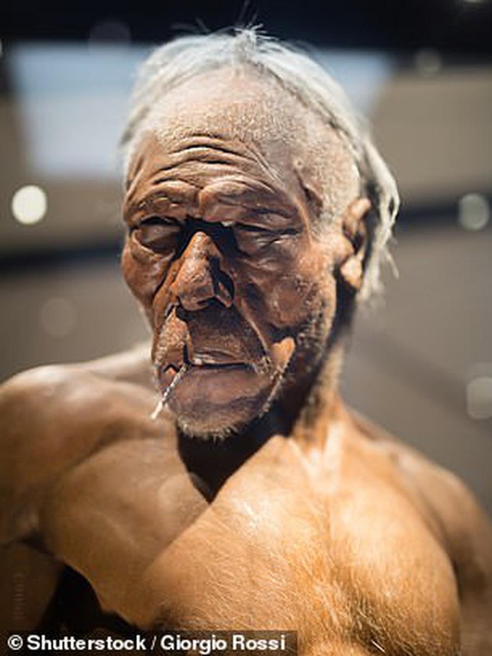 Kinh ngạc vóc dáng nam thần của… loài người tuyệt chủng 2 triệu tuổi - Ảnh 3.