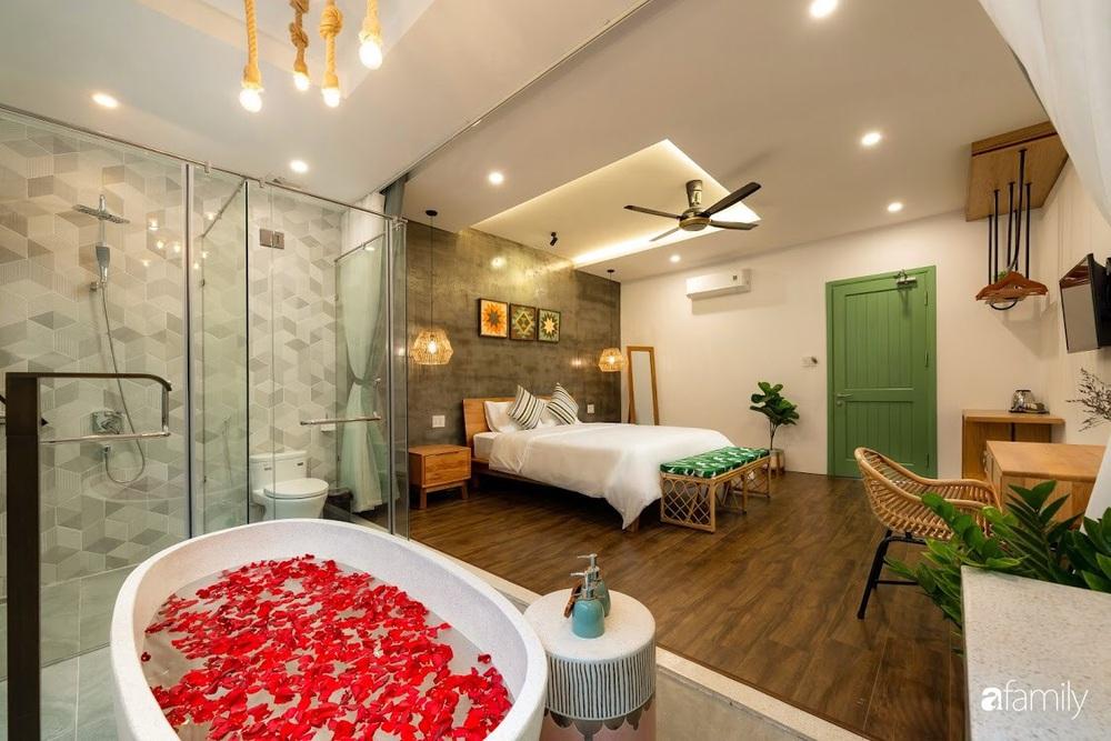 Với chi phí 3 tỉ đồng, gia đình trẻ hoàn thiện căn nhà với nội thất theo tiêu chuẩn khách sạn 4 sao ở Hội An - Ảnh 6.