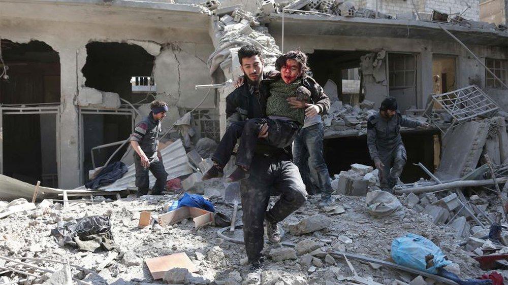 Chiến sự Syria: Hậu quả thảm khốc sau các đòn trừng phạt của Mỹ vào Syria và giải pháp khôn ngoan - Ảnh 2.