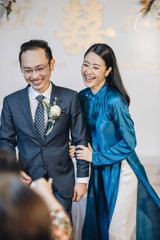 MC Phí Linh hé lộ về chồng: Đáng yêu, chân thật, bình tĩnh trước tất cả ồn ào xung quanh  - Ảnh 2.