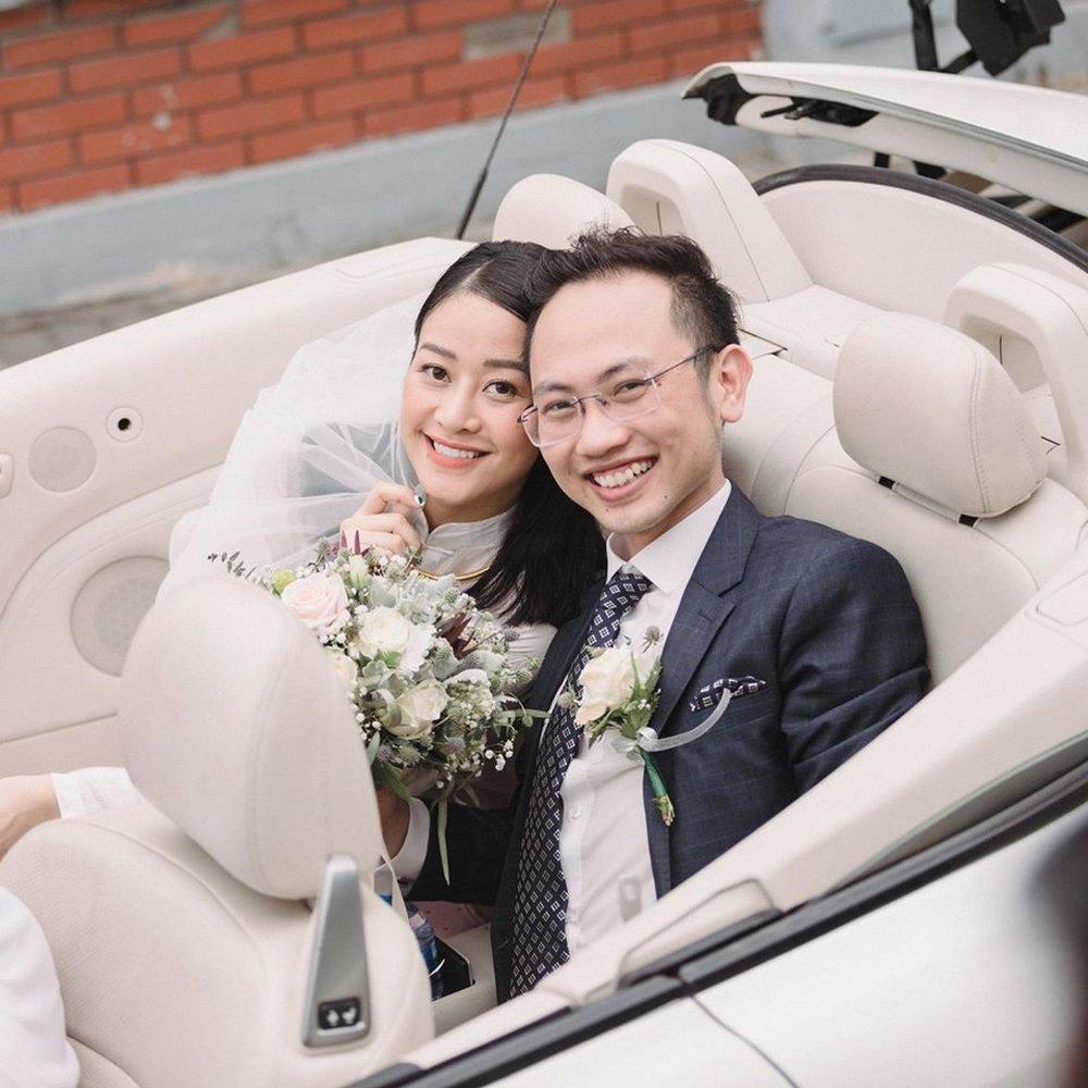 MC Phí Linh hé lộ về chồng: Đáng yêu, chân thật, bình tĩnh trước tất cả ồn ào xung quanh  - Ảnh 4.