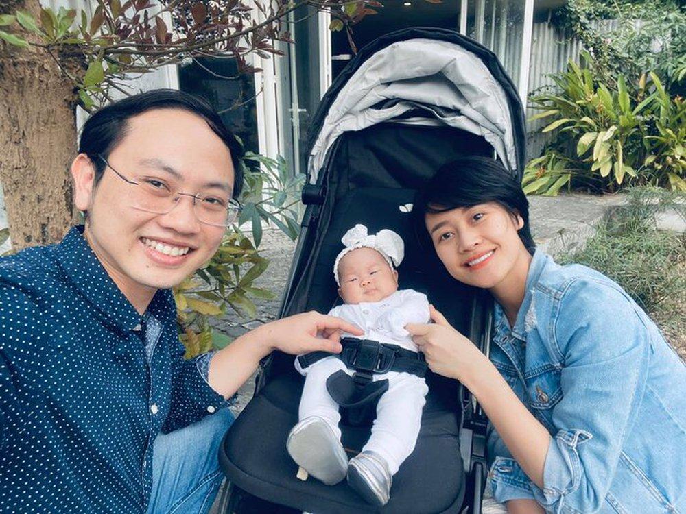 MC Phí Linh hé lộ về chồng: Đáng yêu, chân thật, bình tĩnh trước tất cả ồn ào xung quanh  - Ảnh 8.