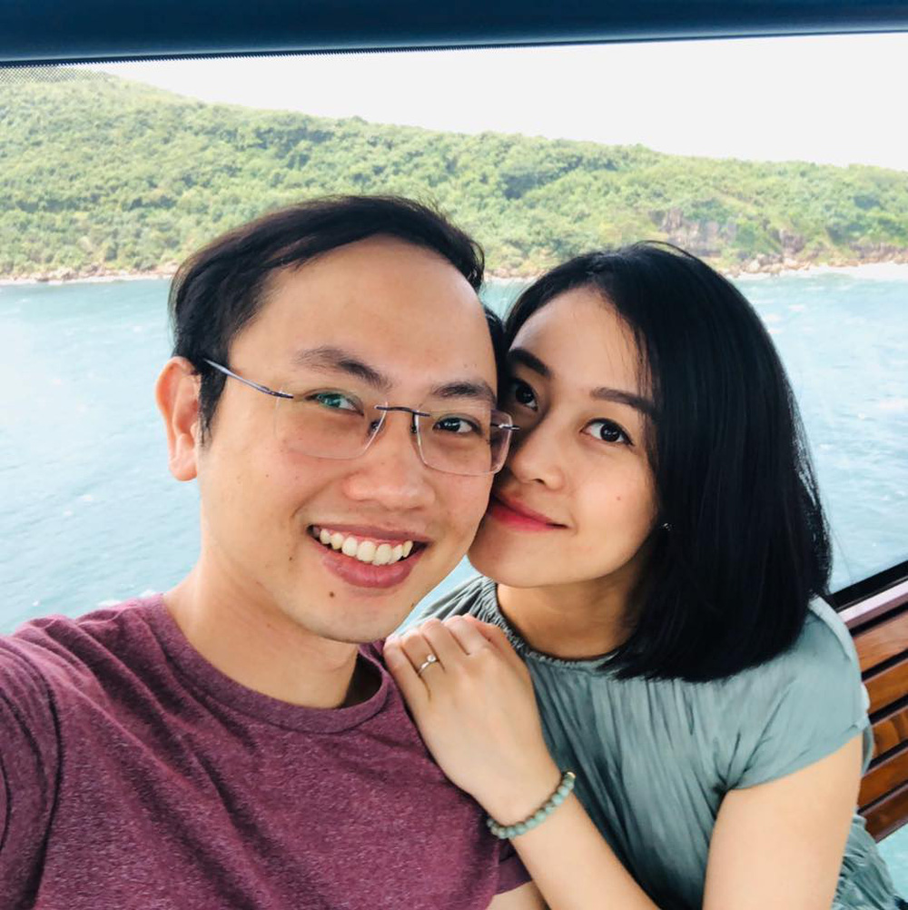 MC Phí Linh hé lộ về chồng: Đáng yêu, chân thật, bình tĩnh trước tất cả ồn ào xung quanh  - Ảnh 1.