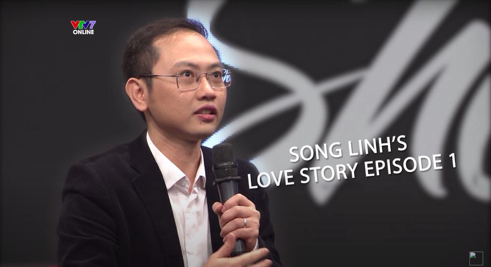 Chồng MC Phí Linh: Sau khi xem chương trình trên tivi, tôi đã mơ về việc cưới cô ấy - Ảnh 1.