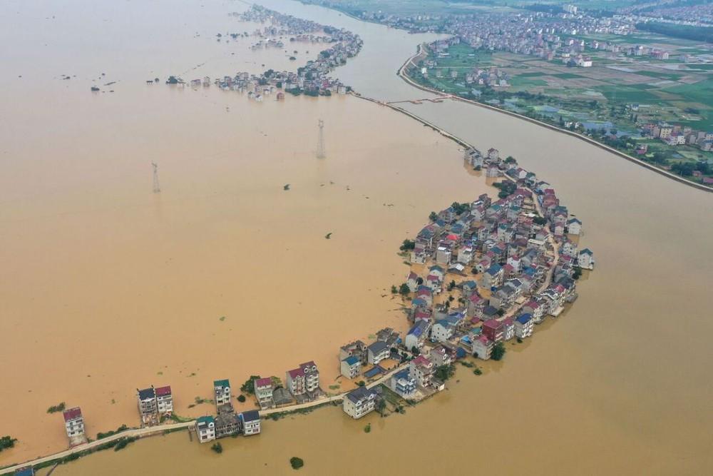 Mổ xẻ nhóm thủ phạm gây lũ lụt dồn dập ở TQ: Thành phố bọt biển cũng không mấy tác dụng! - Ảnh 5.