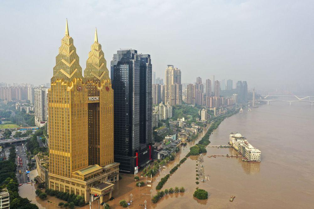 Trữ lượng hồ chứa đập Tam Hiệp gấp 2.000 lần trữ lượng nước Tây Hồ, người Trùng Khánh vất vả thu dọn tàn tích - Ảnh 4.