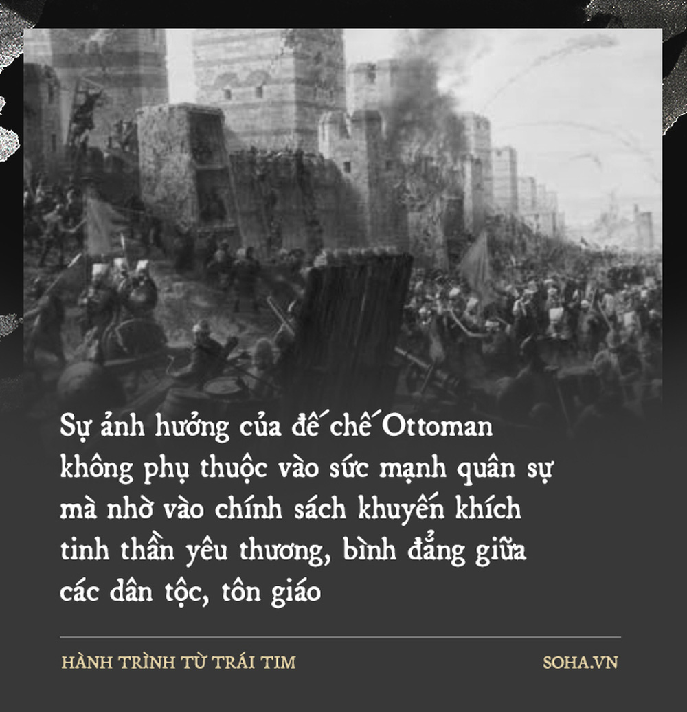 Đế chế Ottoman - Từ không chốn dung thân đến bá chủ thế giới - Ảnh 10.
