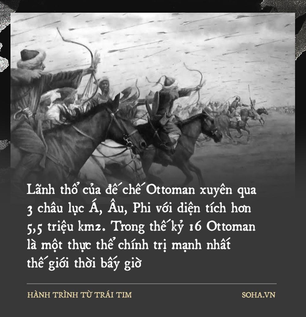 Đế chế Ottoman - Từ không chốn dung thân đến bá chủ thế giới - Ảnh 7.