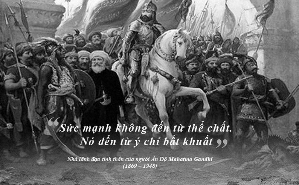 Đế chế Ottoman - Từ không chốn dung thân đến bá chủ thế giới