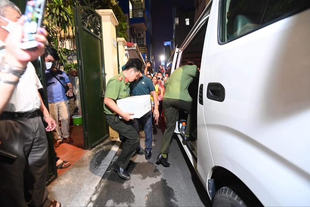 Những ai đã bị khởi tố, bắt giam trong 3 vụ án liên quan đến ông Nguyễn Đức Chung? - Ảnh 1.