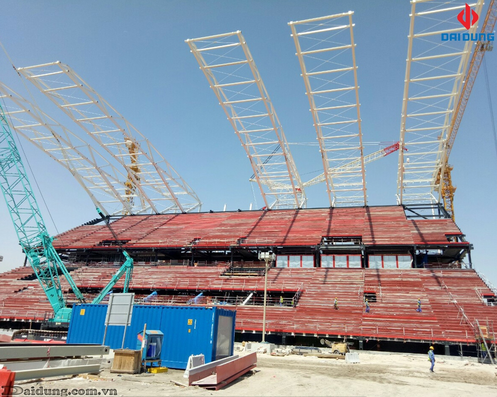 Chân dung doanh nghiệp Việt thi công dự án trị giá 80 triệu USD phục vụ World Cup 2022 - Ảnh 8.