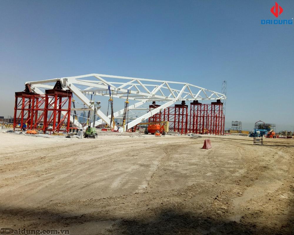 Chân dung doanh nghiệp Việt thi công dự án trị giá 80 triệu USD phục vụ World Cup 2022 - Ảnh 9.