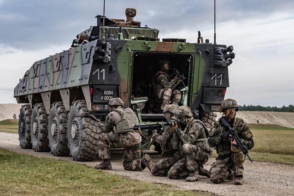 Đến năm 2030 Lục quân của quốc gia nào mạnh nhất thế giới? - Ảnh 3.