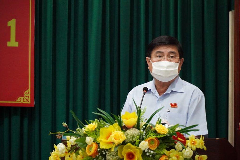 Chủ tịch UBND TP. HCM chỉ ra 3 nguyên nhân khiến người Trung Quốc nhập cảnh trái phép tăng lên - Ảnh 1.