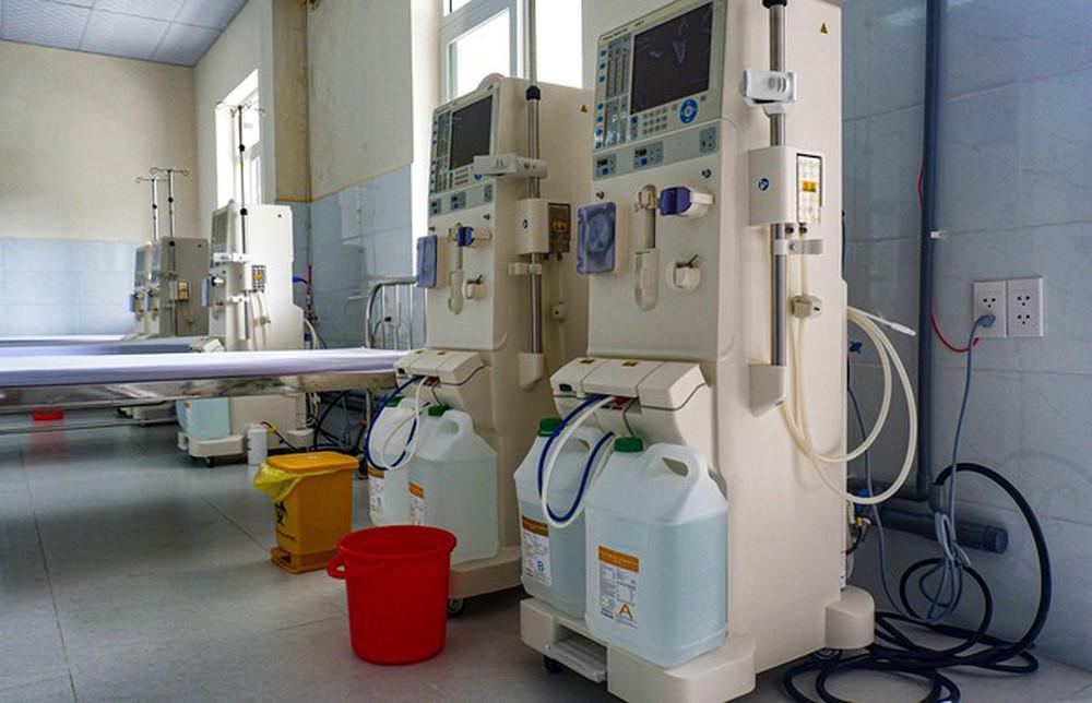 Bên trong Bệnh viện dã chiến Hòa Vang, điểm nóng nhất Đà Nẵng - Ảnh 3.