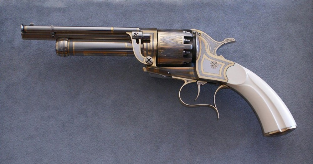 Những khẩu súng phá vỡ mọi tiêu chuẩn trên thế giới - Ảnh 4.
