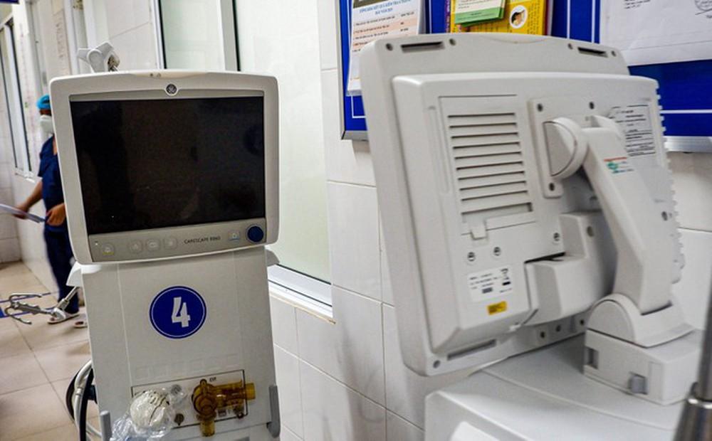 Bên trong Bệnh viện dã chiến Hòa Vang, điểm nóng nhất Đà Nẵng - Ảnh 4.