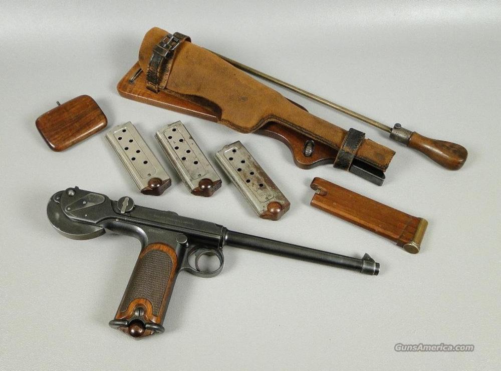 Những khẩu súng phá vỡ mọi tiêu chuẩn trên thế giới - Ảnh 8.