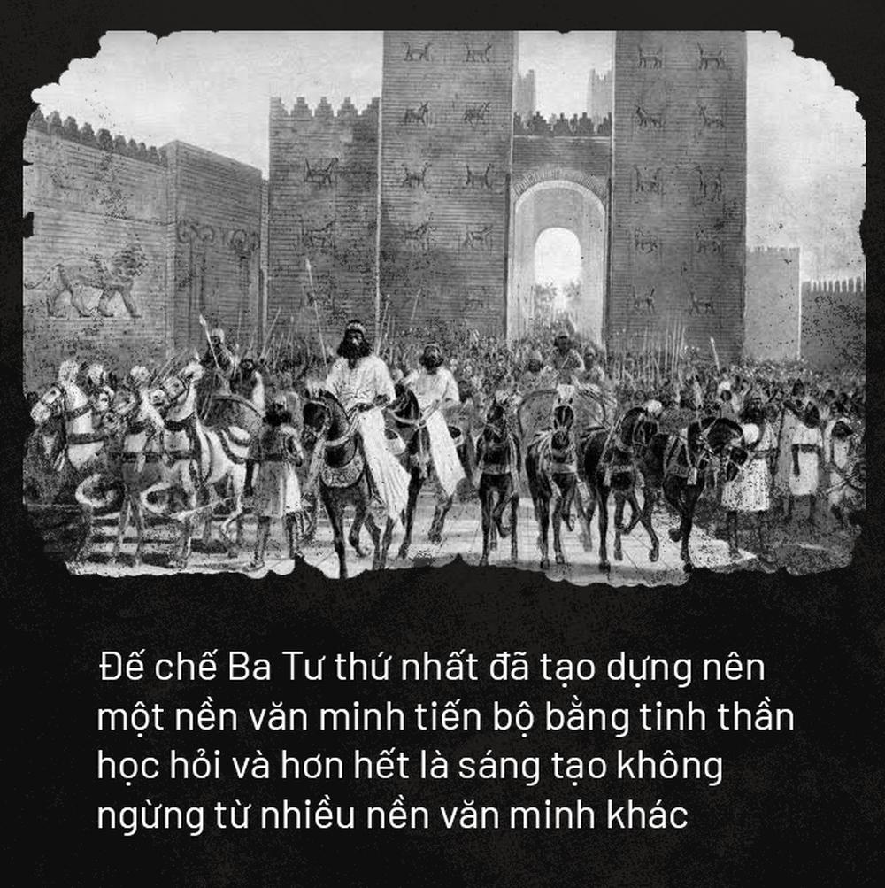 Đế chế Ba Tư thứ nhất - Từ bộ lạc bé nhỏ đến Đế chế hùng mạnh - Ảnh 4.