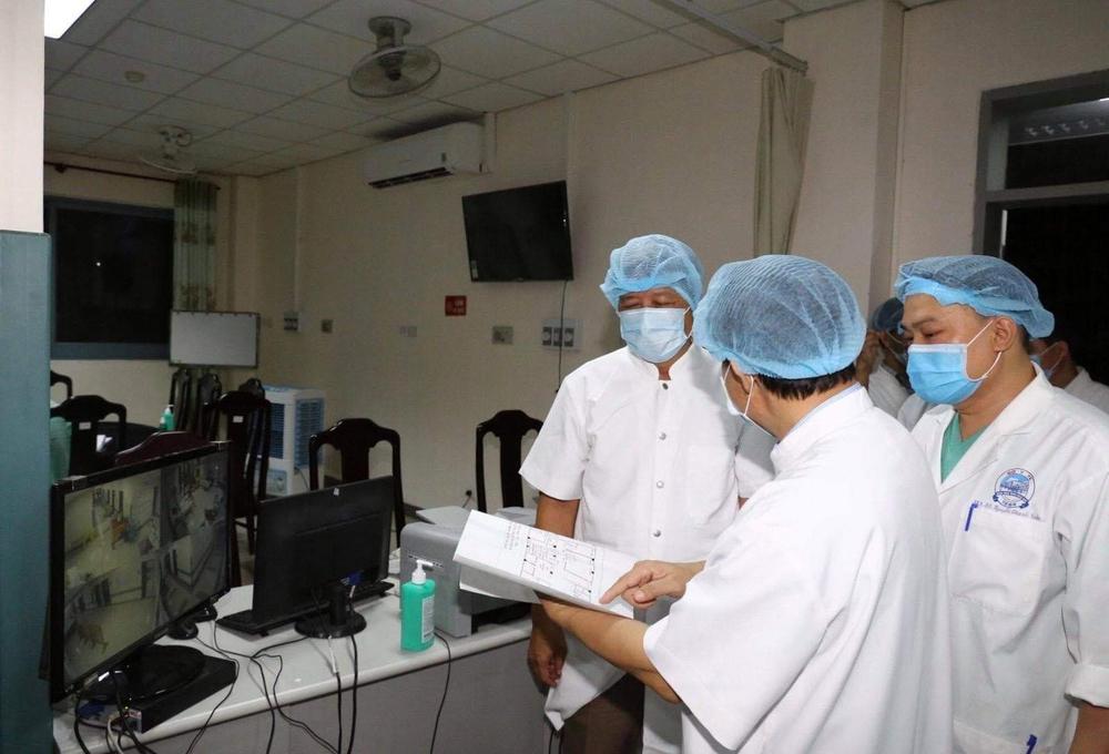 Đại diện Bộ Y tế: Ở Đà Nẵng còn nhiều bệnh nhân nặng, có tiên lượng tử vong - Ảnh 1.