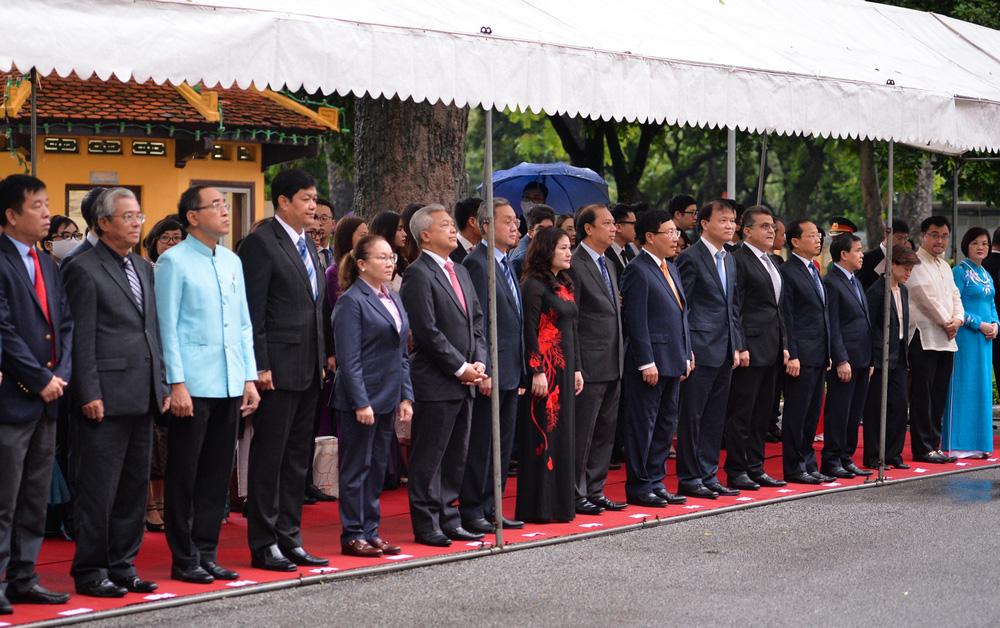 Phó Thủ tướng Phạm Bình Minh: ASEAN đã tiến một bước dài, từ chia rẽ đến hòa thuận - Ảnh 4.