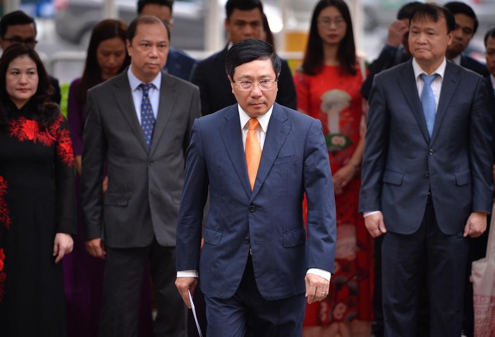 Phó Thủ tướng Phạm Bình Minh: ASEAN đã tiến một bước dài, từ chia rẽ đến hòa thuận - Ảnh 5.