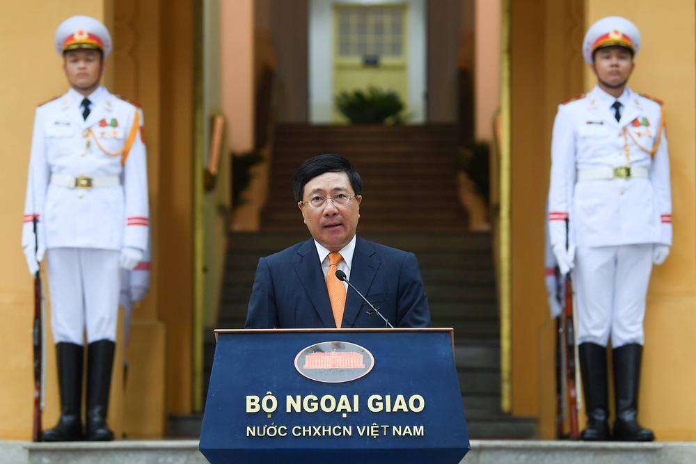 Phó Thủ tướng Phạm Bình Minh: ASEAN đã tiến một bước dài, từ chia rẽ đến hòa thuận - Ảnh 7.