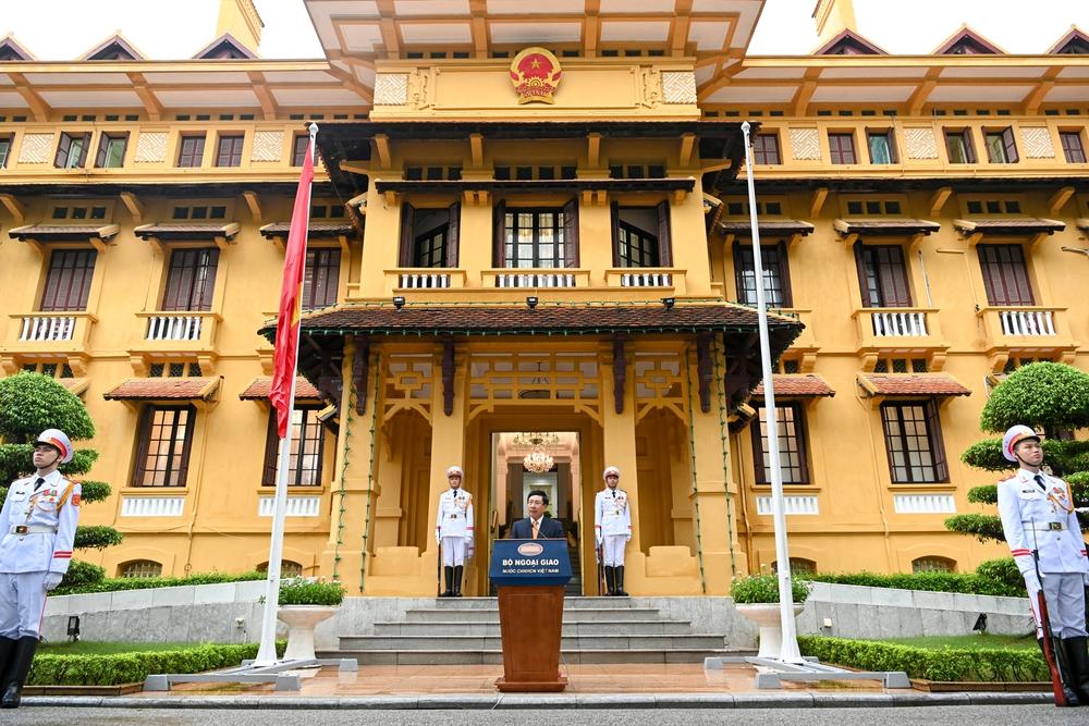 Phó Thủ tướng Phạm Bình Minh: ASEAN đã tiến một bước dài, từ chia rẽ đến hòa thuận - Ảnh 6.