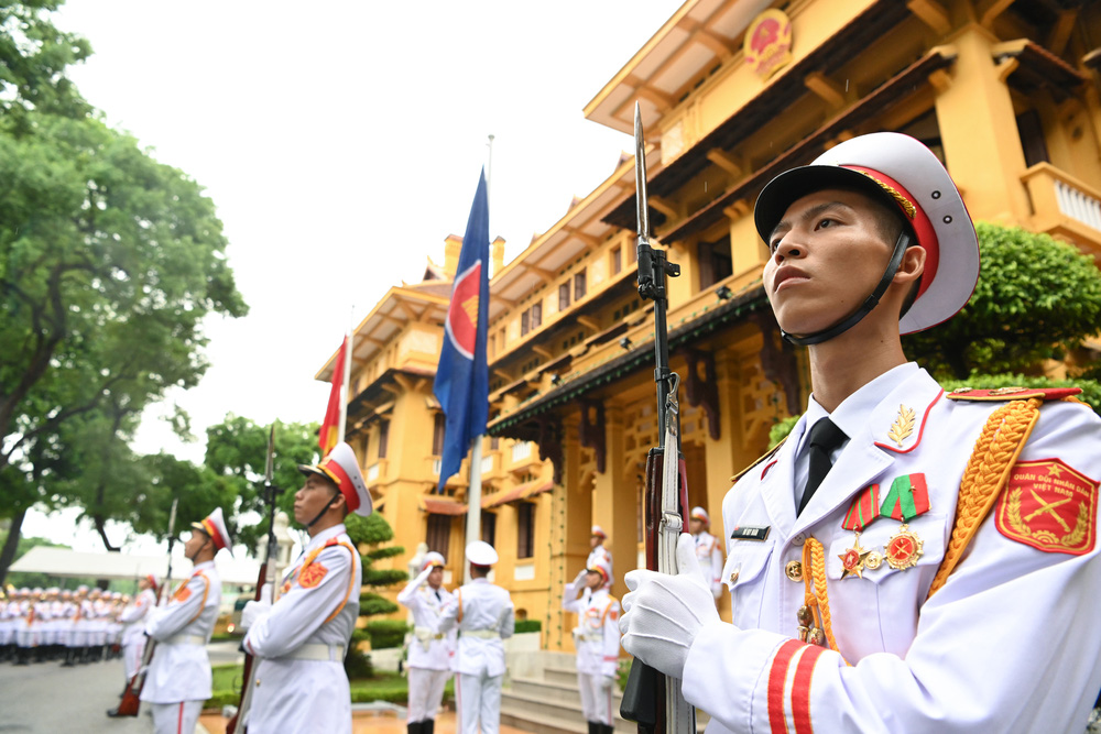 Phó Thủ tướng Phạm Bình Minh: ASEAN đã tiến một bước dài, từ chia rẽ đến hòa thuận - Ảnh 12.