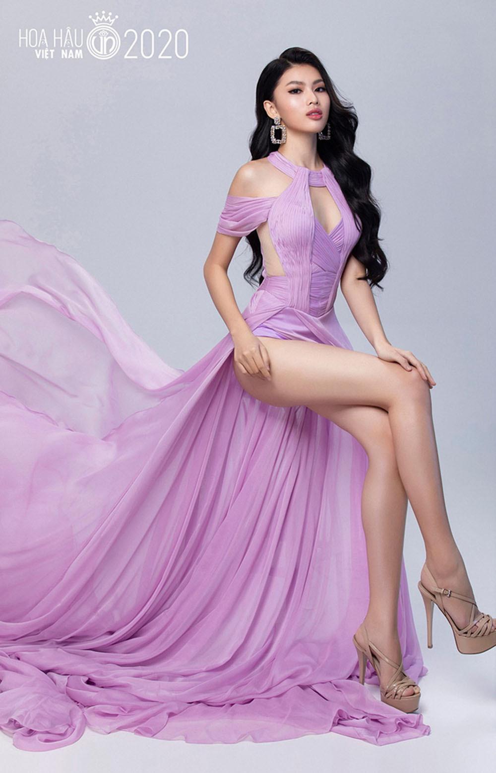 Dàn người đẹp sở hữu đường cong bốc lửa dự thi Hoa hậu Việt Nam 2020 - Ảnh 3.