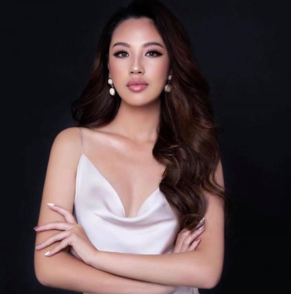 Dàn người đẹp sở hữu đường cong bốc lửa dự thi Hoa hậu Việt Nam 2020 - Ảnh 5.